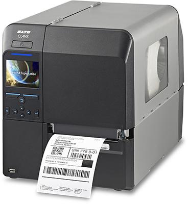 impresora SATO CL4NX